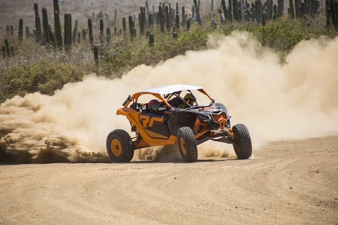 Experience the thrill of a CAN AM RC Turbo!