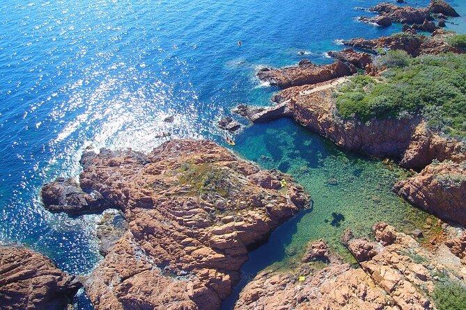 Excursions Palmée excursion discovered of Estérel and its islands!