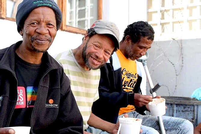 Soup Kitchen - Cook & Serve the People