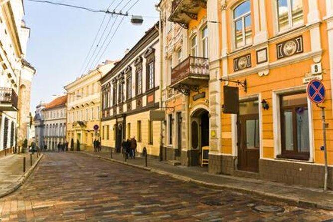 Jewish History Tours in Vilnius