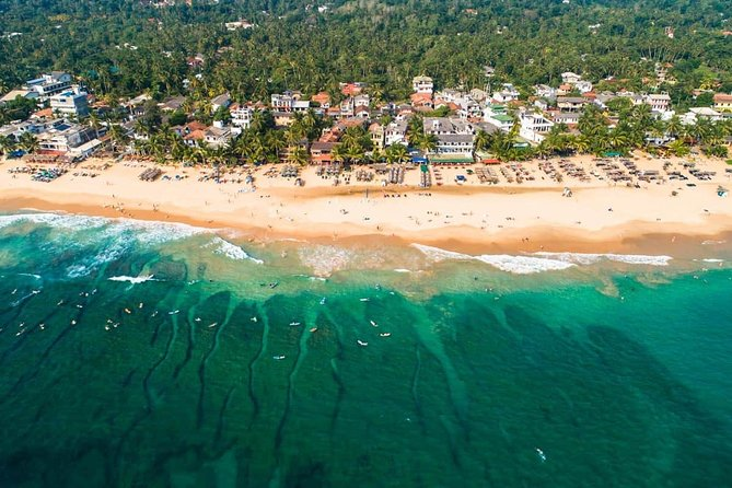 Boat safari & Hikkaduwa coral reef visit including Galle city from colombo
