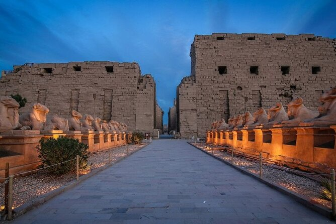 day tour in luxor
