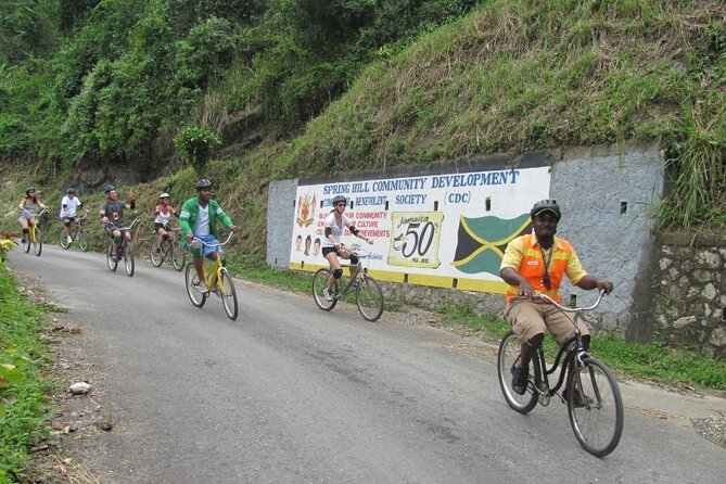 Jamaica Blue Mountain Private Bicycle Tour