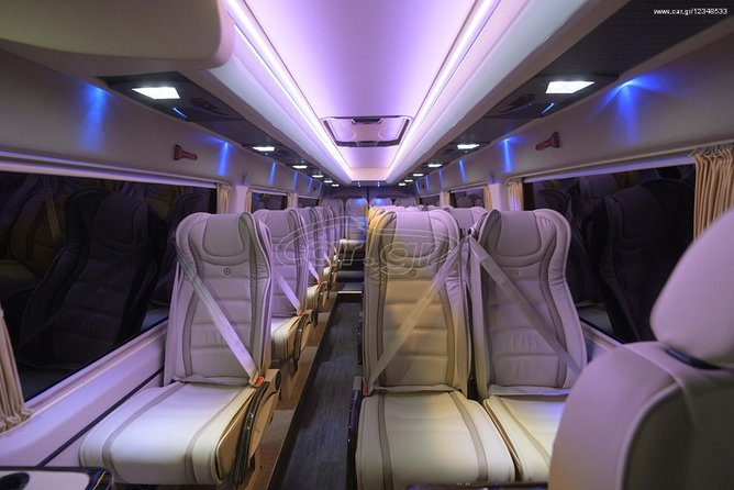 Private Luxury Transfer from Piraeus Port to Athens Airport