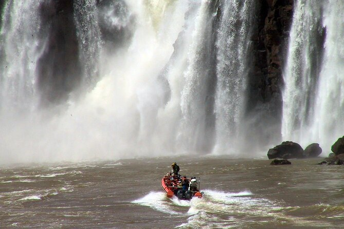 Boat Ride and Walking Tour of Iguazu Falls in Argentina