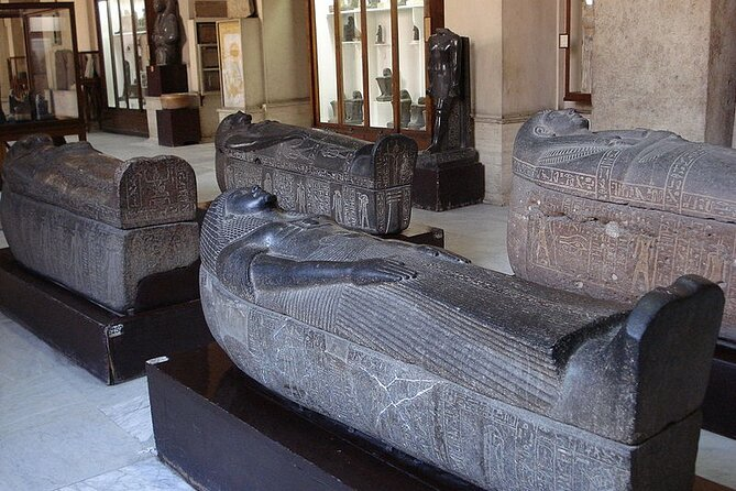 Half Day Private Guided Tour to The Egyptian Museum