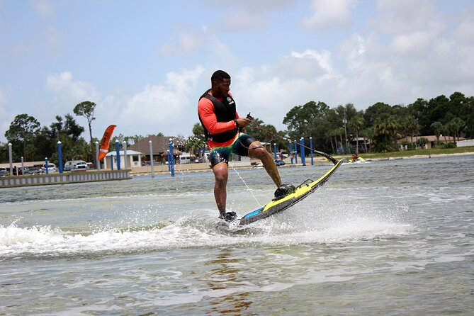 Private Individual 1-Hour Jet Surfing in Panama City Beach