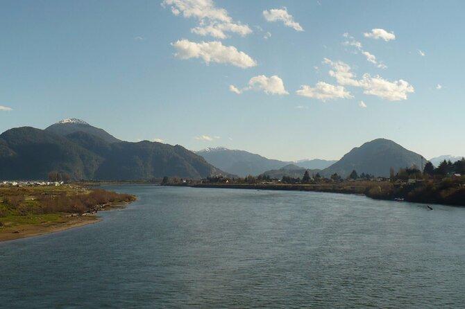Kayak Aysen River in Coyhaique