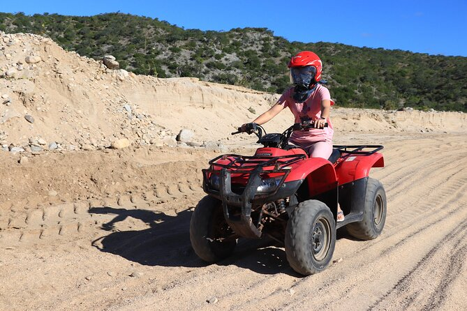 Experience ATV In Desert - Single