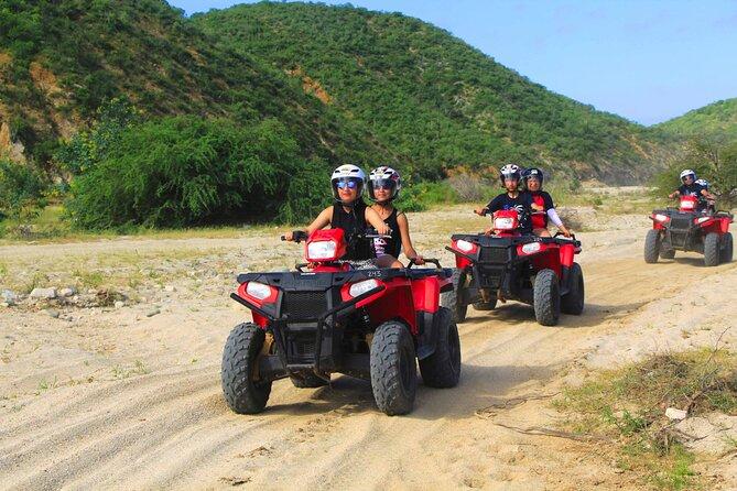 ATV Experience in Los Cabos