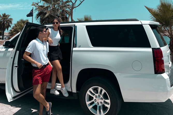 Private Transfer from Los Cabos Airport to Cabo San Lucas