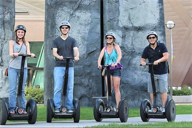 2-Hour Guided Segway Tour of Asheville