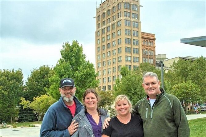 Asheville City Guided Walking Tour
