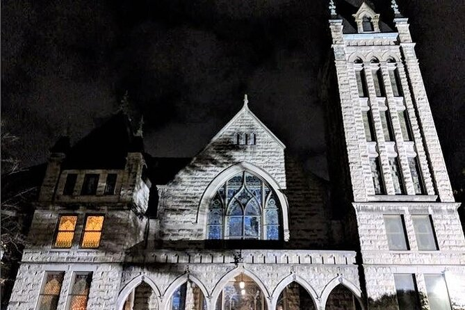 Asheville Night-Time Walking Ghost Tour