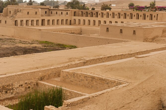 Full-Day: Pachacamac Archaeological Complex Including Lunch and Lima City Tour