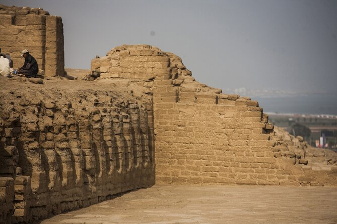 Full day: Pachacamac archaeological complex, lunch and Lima city tour.