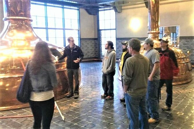 Downtown Asheville Guided Brewery Walking Tour