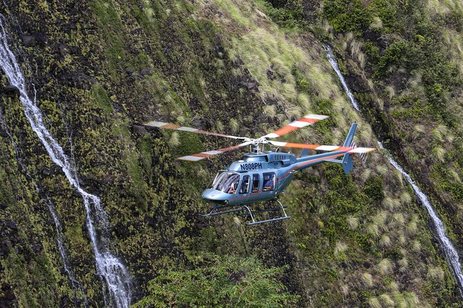 Big Island Expedition Helicopter Excursion from Kona on Hawaii Island