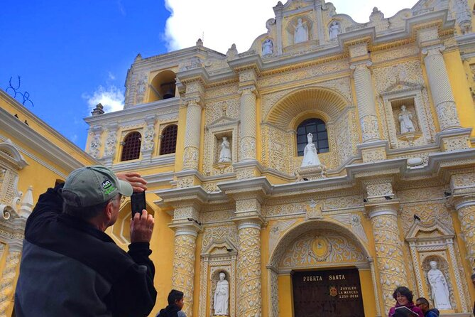 Private Tour: Antigua Guatemala Full Day from Guatemala City