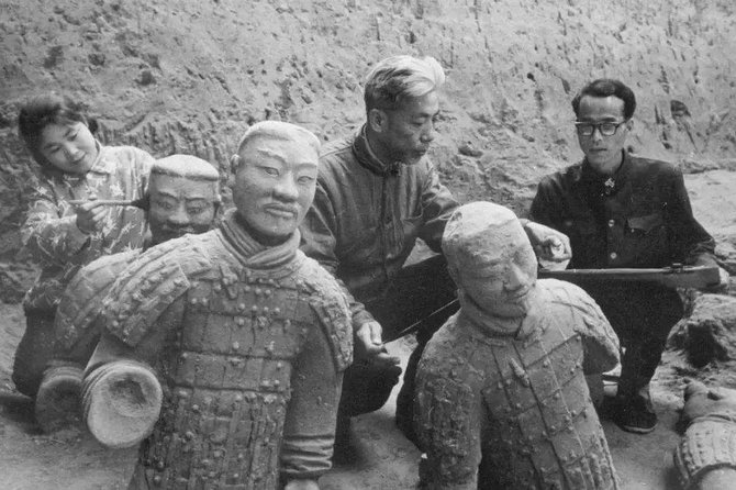 Xi'an Virtual Tour: Emperor Qin Shi Huang and His Terracotta Army