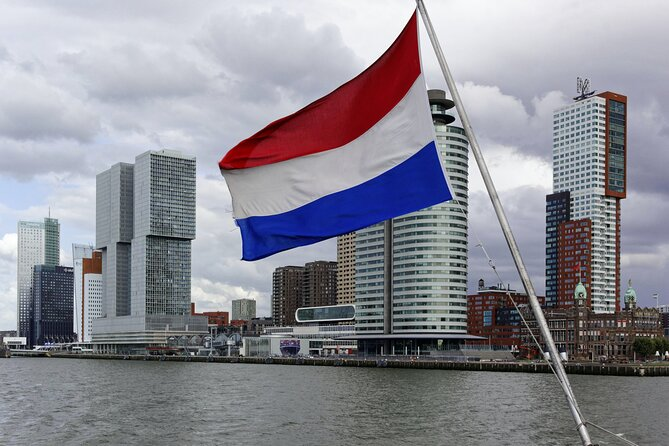 Layover in Rotterdam Private Tour with a local: Best Highlights of Rotterdam