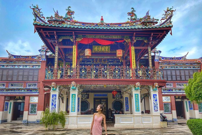 Georgetown Heritage Half-Day Penang Island Tour (SIC-Shared/Join Tour)