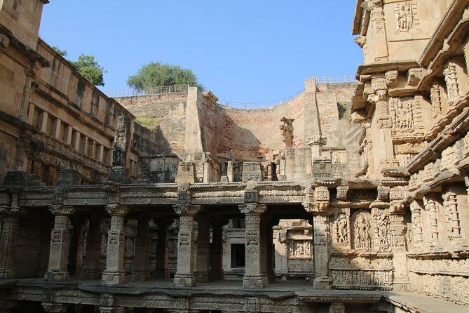 Day Trip to Modhera & Patan City (Guided Sightseeing Tour from Ahmedabad)