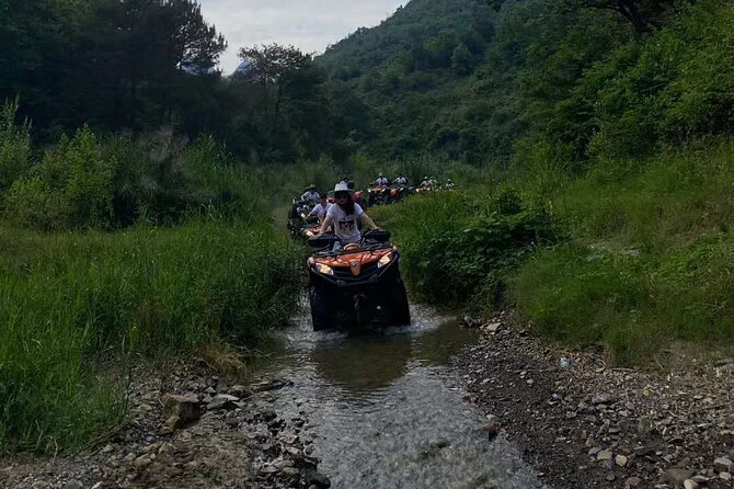 ATV/Buggy ride in the Yangshuo Countryside from Xingping hotel