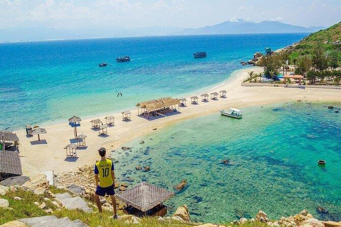 Nha Trang Salanganes Islands full day group tour