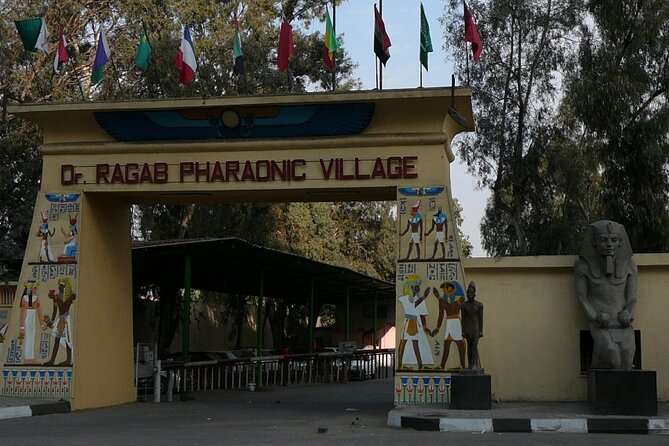 Half-Day Tour To The Pharaonic Village