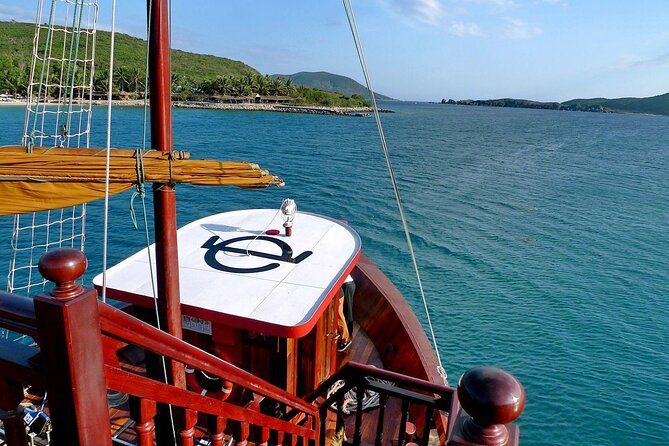 Nha Trang discovery with the Emperor cruises full day tour