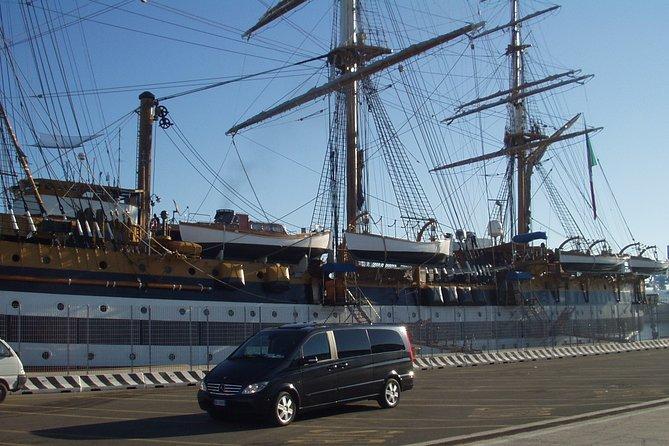 3 Italy ShorExcursions: Civitavecchia Livorno Naples
