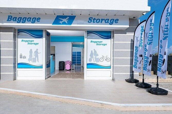 Baggeage storage