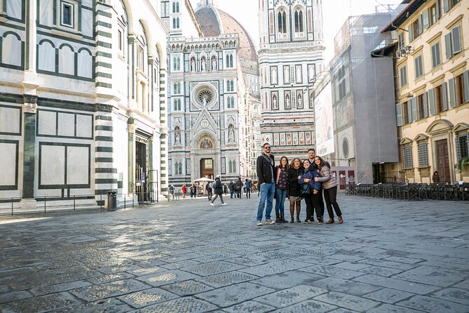 Florence Top Attractions Private Tour from Duomo to Santa Croce w Hotel Pickup
