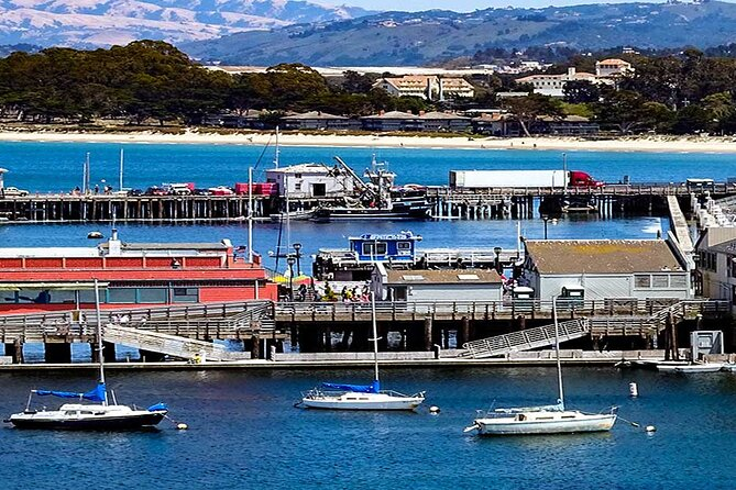 Monterey Bay Audio Driving Tour: From Del Monte Beach to Cannery Row