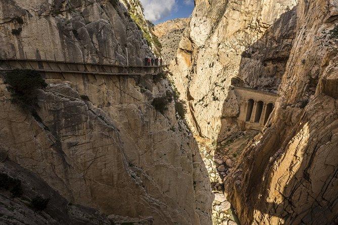 Caminito del Rey Tour Direct From Malaga