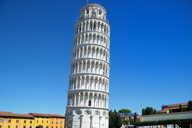 Pisa & Lucca Guided Day Tour from Florence w Leaning Tower Skip-the-Line Access