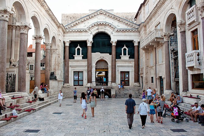 Split Sightseeing: Explore the city's glorious Roman ruins on this audio tour