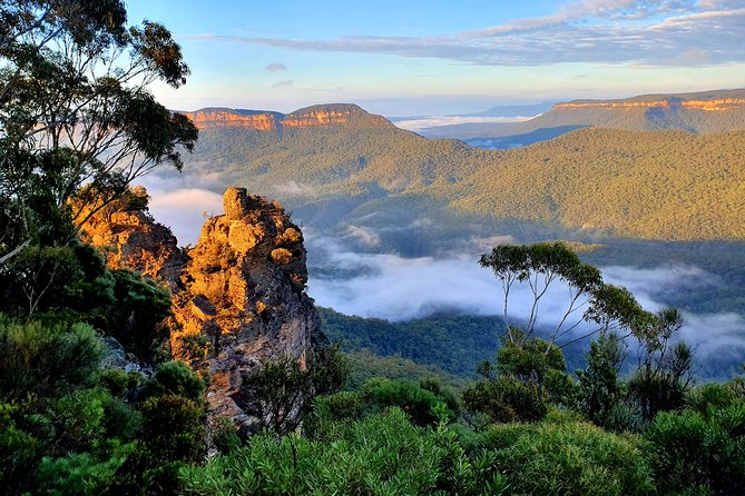 Private 10-hour Tour to Blue Mountains from Sydney - Hotel pick up & drop off