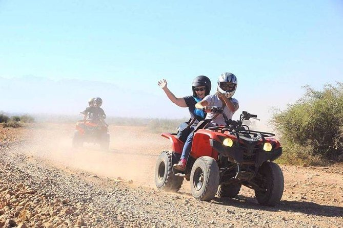 Camel ride and Quad and Spa