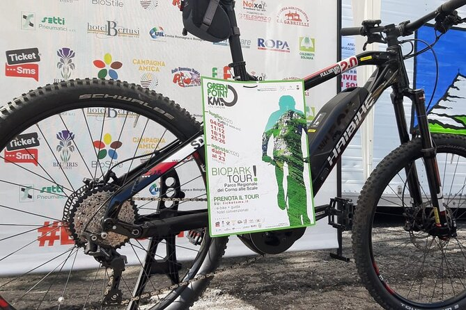 E-Bike rental at the Corno alle Scale Regional Park