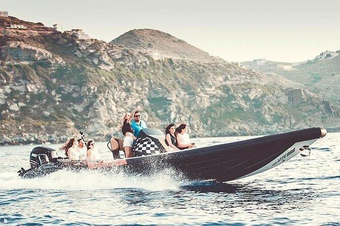 Rib Boat Rental in Naxos