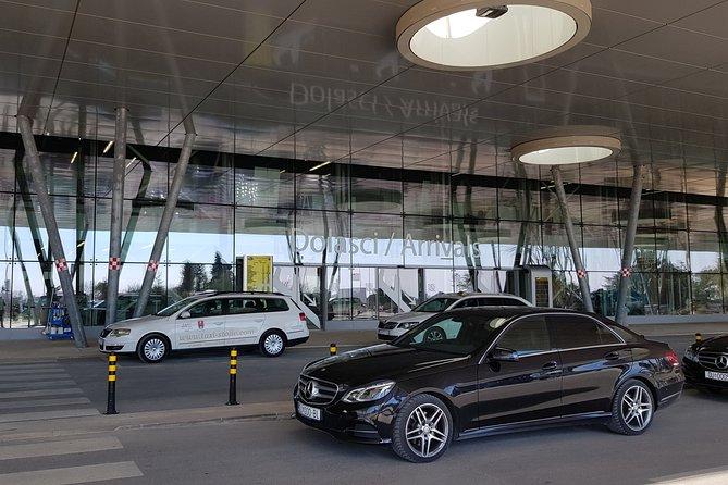 Private Dubrovnik Arrival Transfer - Airport to Dubrovnik