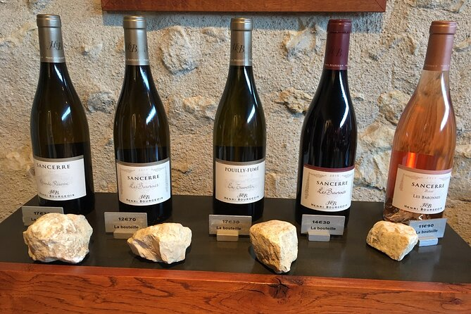 Sancerre Wine Lover Tasting Tour with Private Driver
