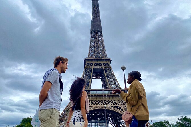 Eiffel Tower Skip-the-Line with Experienced Guide | Elevator to the 2nd Floor