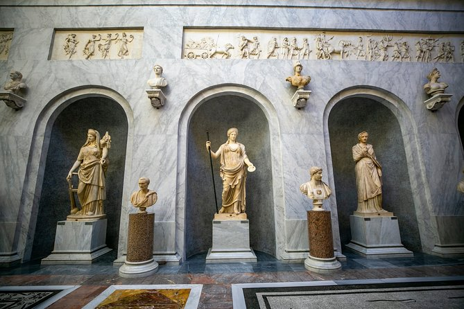 Wheelchair Accessible Skip the Line Private Vatican Tour with Sistine Chapel