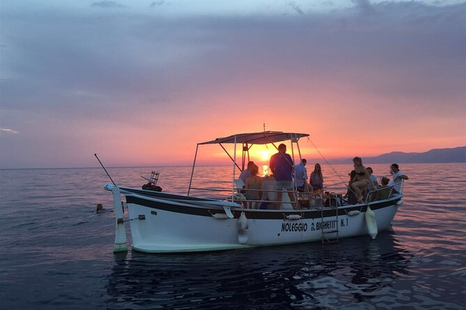 Private Sunset Fishing in Levanto