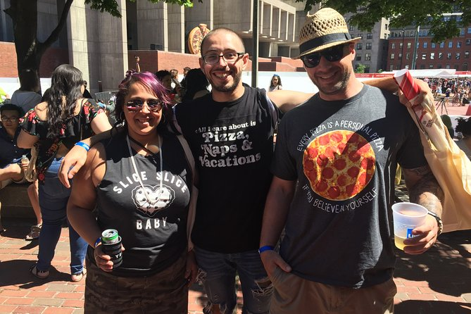 Private Boston North End History & Pizza Walking Tour (up to 4 Guests)