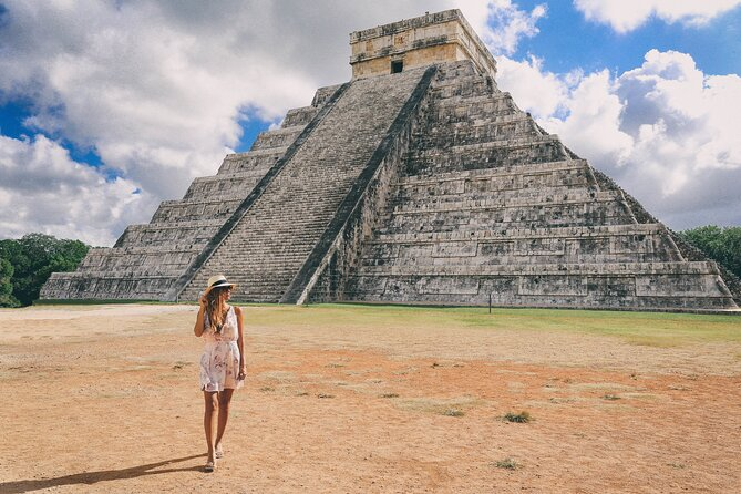 VIP Tour to Chichen Itza a full day with Lunch and Drinks included