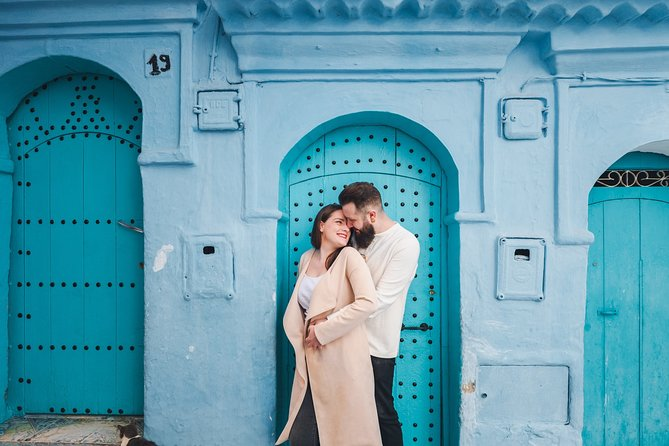 Private Photography Session in Chefchaouen with a Photographer